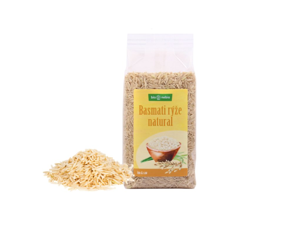 rýže basmati natural a