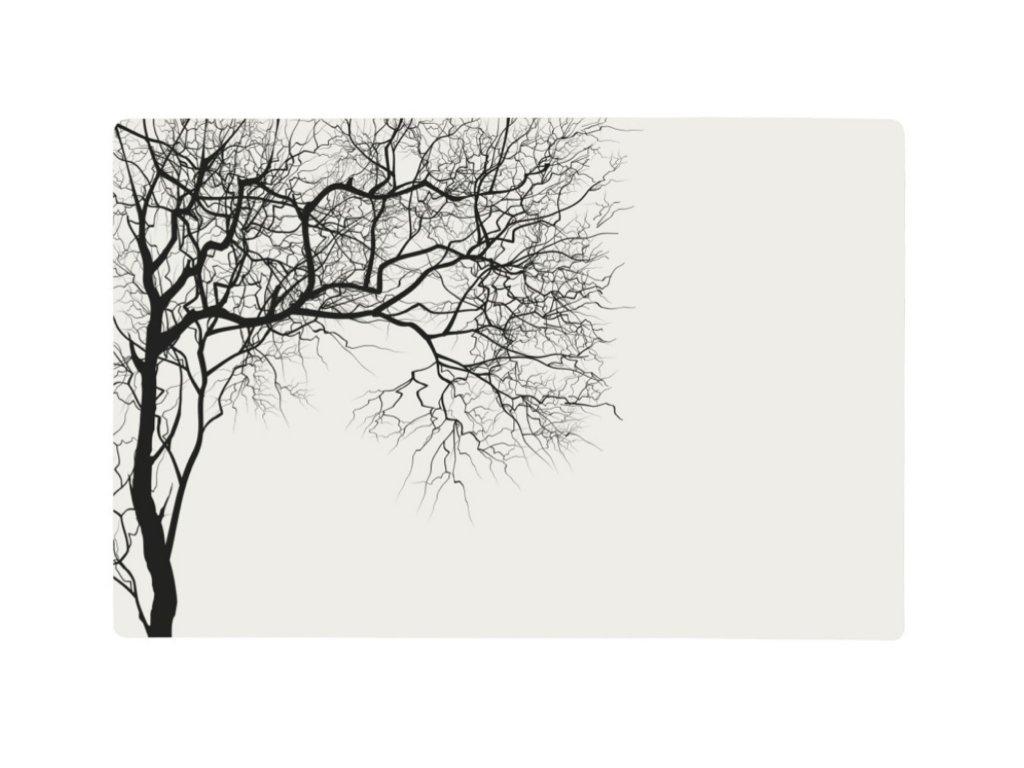 strom prostírání