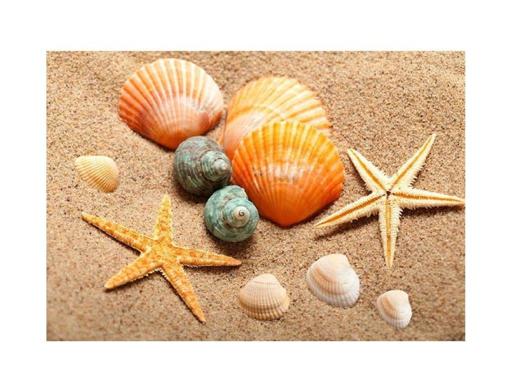 předložka pláž a