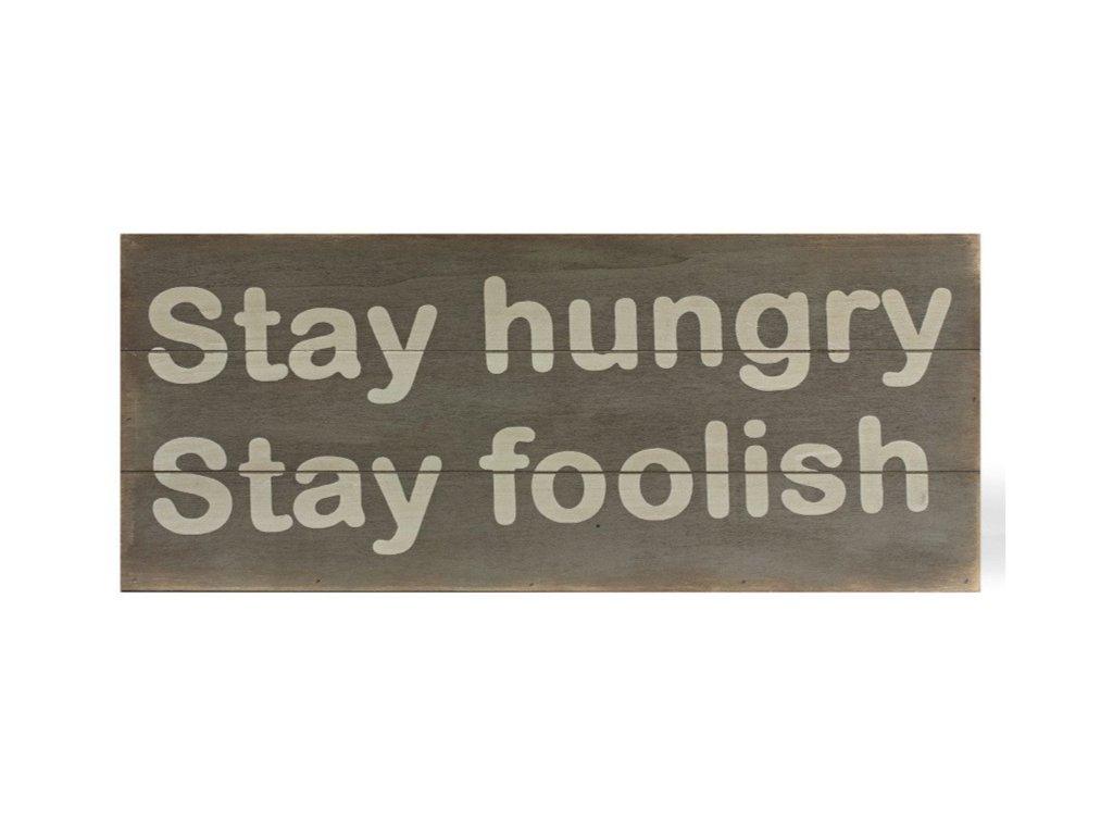 motivační obraz Stay
