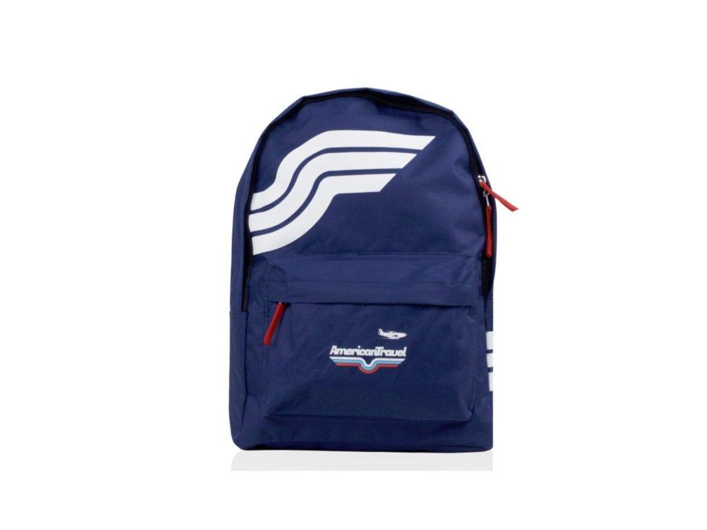 cestovní batoh AT modrý a