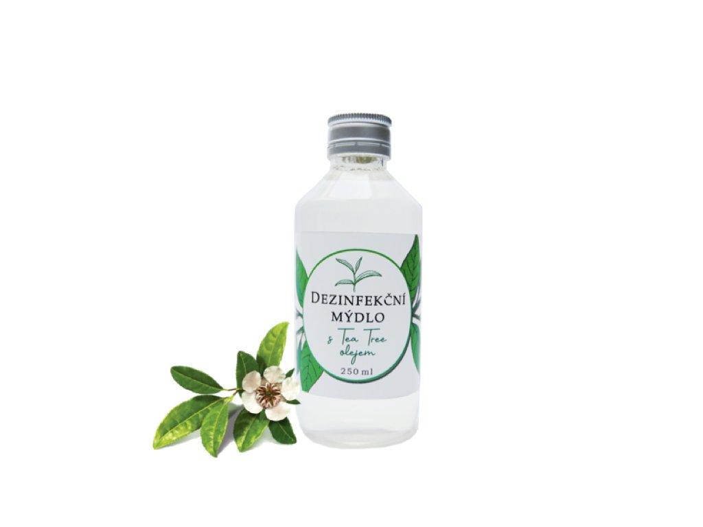 M desinfekční tea tree 250 ml a