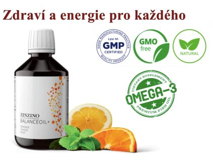 balance oil pomeranč 300 ml