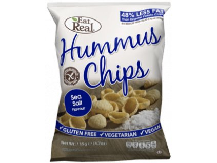 čipsy humus sůl