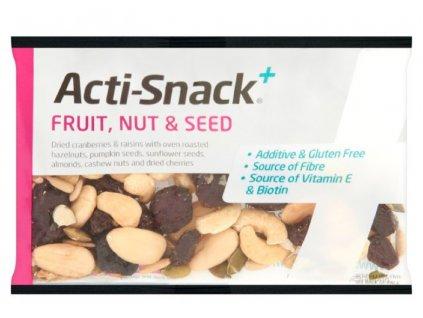 Acti-snack Mix oříšky, ovoce a semínka 40 g