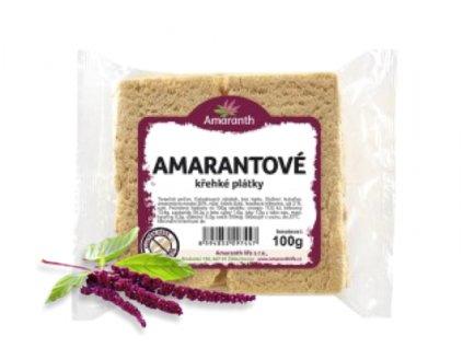 plátky amarant