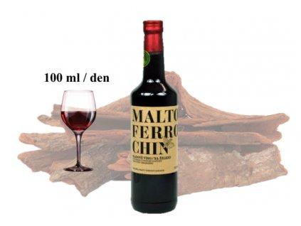 víno železité a