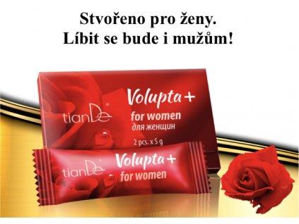 Volupta+ nejen pro ženy set 2 x 5 g