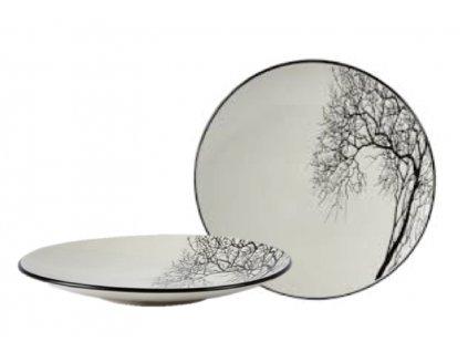 strom talíř dezertní