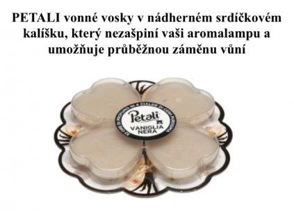 petali vosk vanilka a