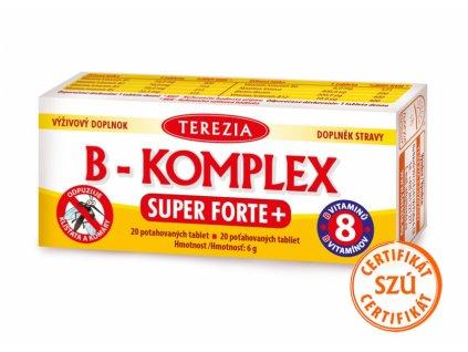 B komplex 20 tbt a