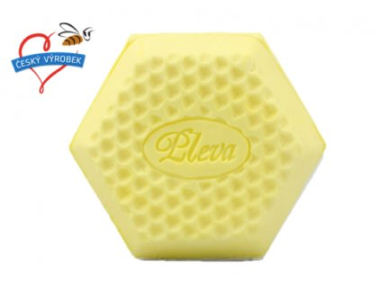 mýdlo žluté a