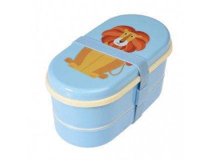 lev obědový box a