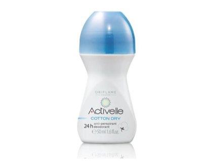 antiperspirant modrý