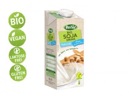 mléko soja natur