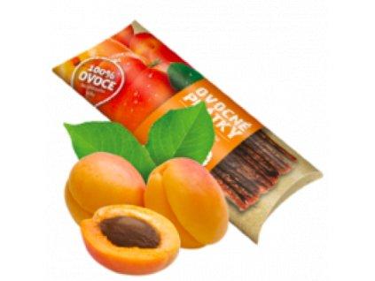plátky meruňky a
