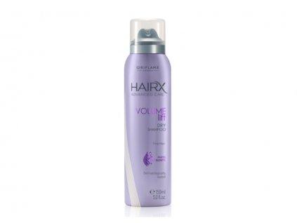 suchý šampon a