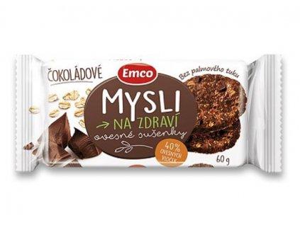 emco oves.sušenky čokoláda a