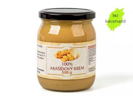 krém arašídový 500