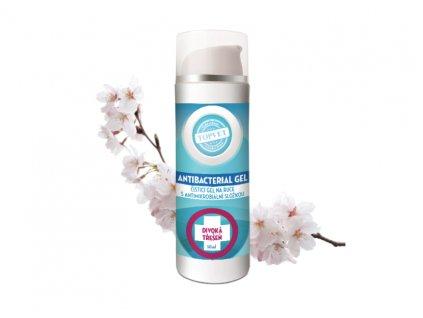 antibaktreiální gel třešeň