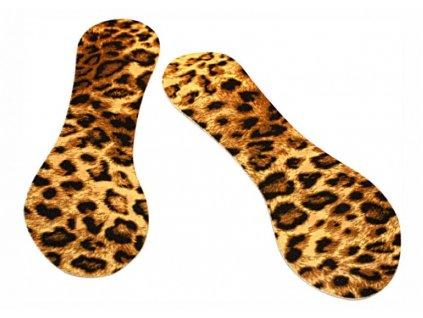 vložky do bot tygří a