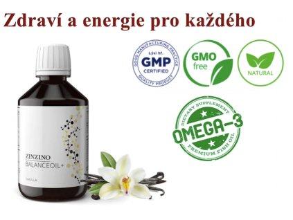 balance oil vanilka 300 ml