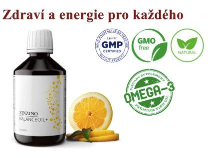 balance oil citron 300 ml