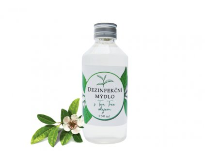 M desinfekční tea tree 250 ml a
