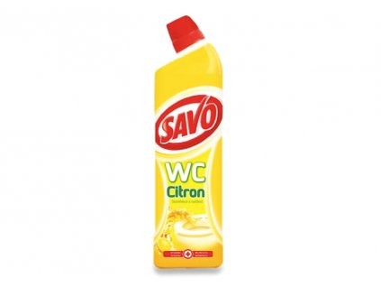 savo wc gel citron