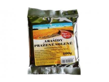 remys arašídy solené 100 g a