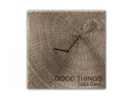 hodiny good things a
