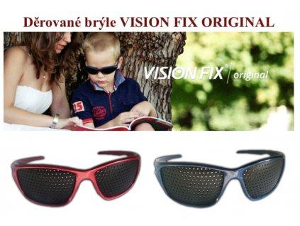 Děrované brýle bez dioptrií ORIGINAL