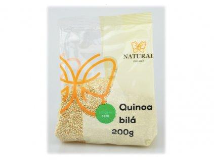 quinoa bílá a