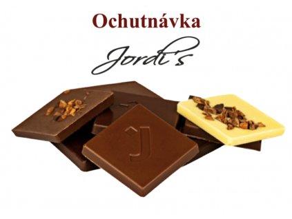 jordis čokolády mix a