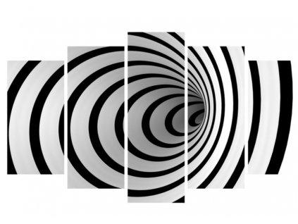obraz 5D iluze a