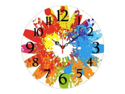 hodiny happy color a