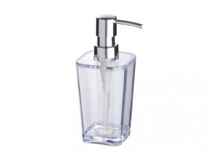 Dávkovač mýdla CANDY 330 ml průhledný