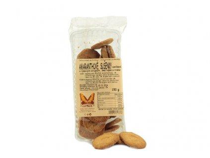 sušenky amaranth vanilka a