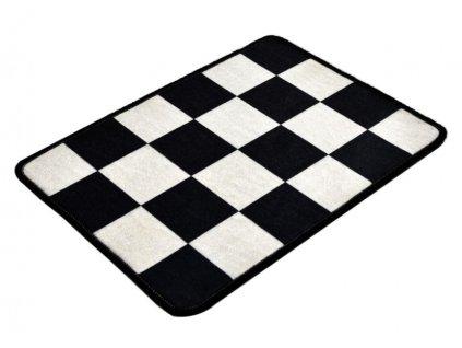 předložka šachovnice a