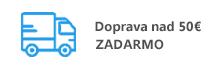 Nad 50 € doprava ZADARMO