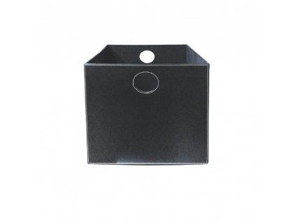 Úložný box, čierny, TOFI-LEXO