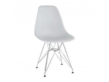 Stolička, biela, Anisa 2 New