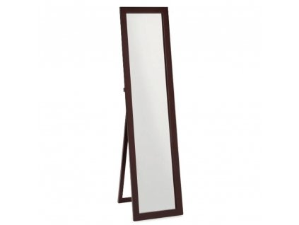 Zrkadlo, stojanové, cappucino, AIDA NEW 20685-S-CAP