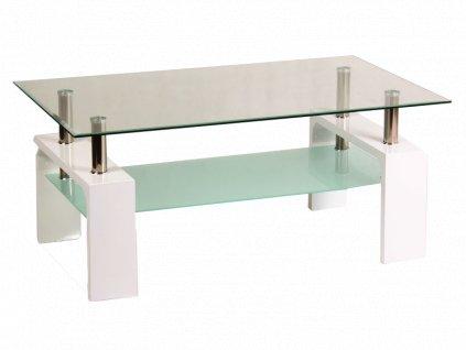 Signal Konferenčný stolík LISA BASIC biely