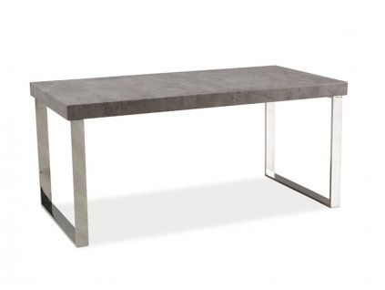 Signal Konferenčný stolík ROSA šedý betón