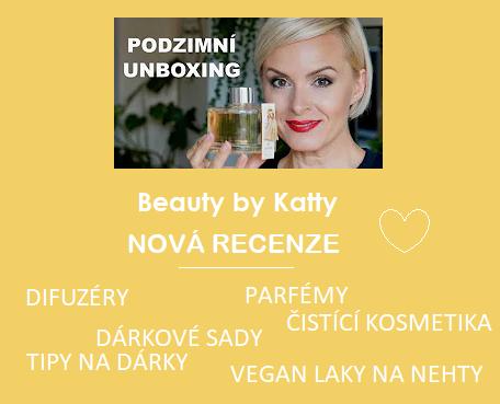 Recenze Beauty by Katty - difuzéry, parfémy, čistící kosmetika a vegan laky