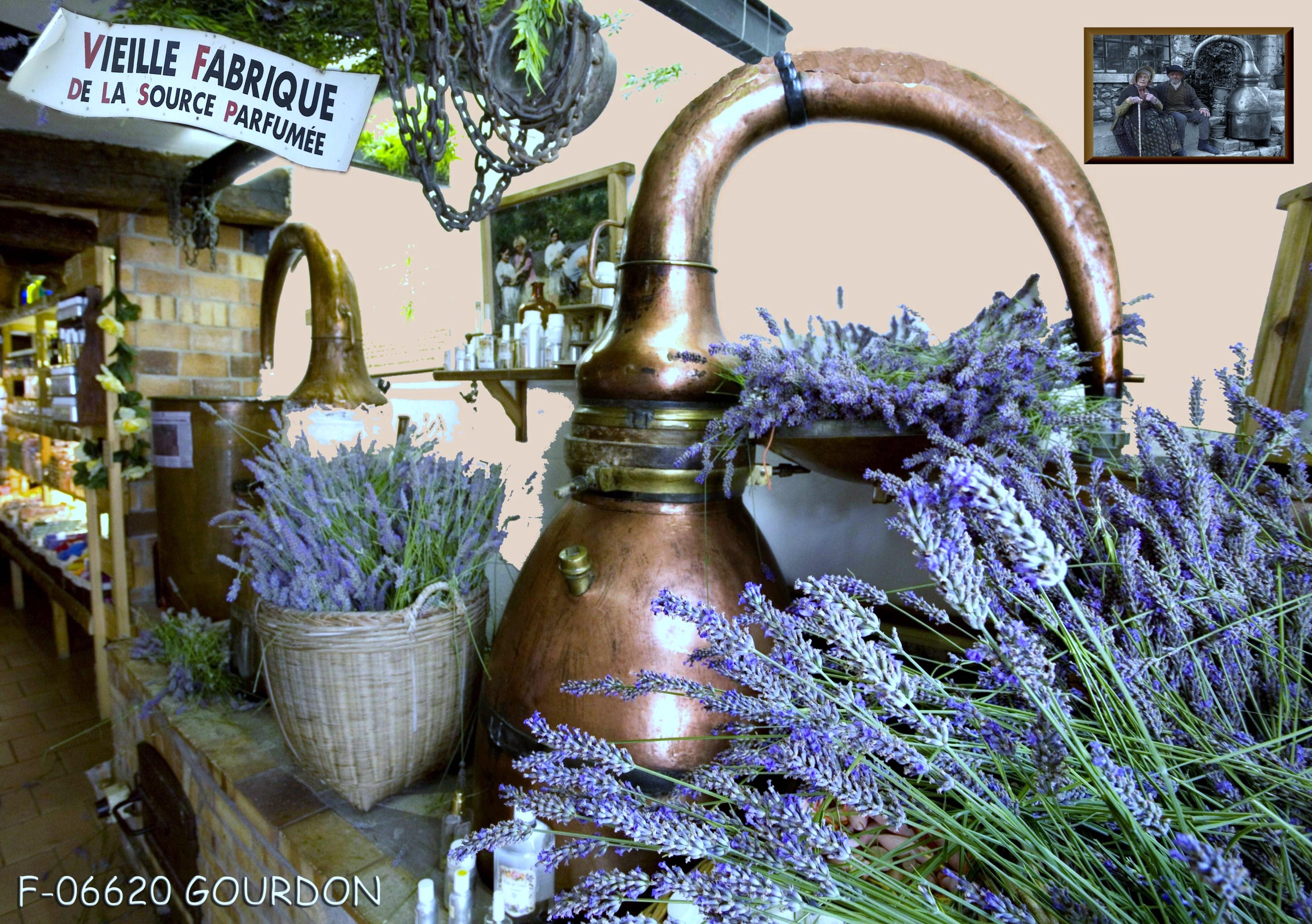 Příběh parfumerie Galimard