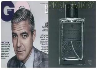 Parfumerie Galimard v mediích