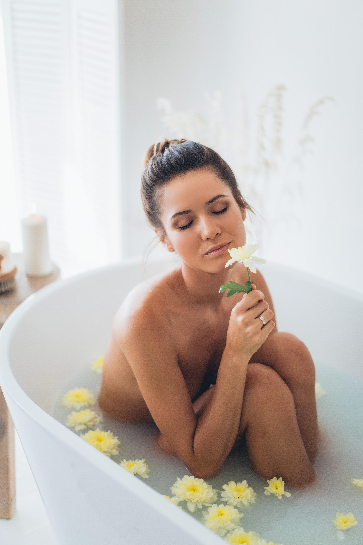 Připravte si koupel pro očistu těla i duše .-)