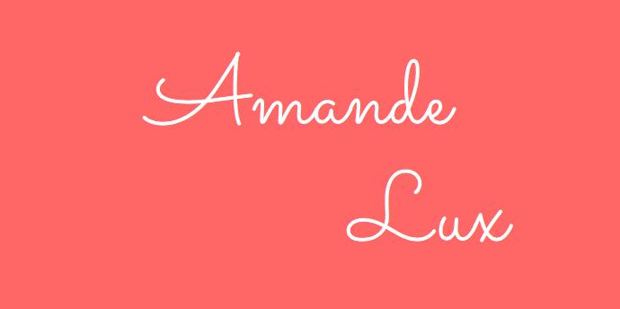AMANDE LUX - přírodní kosmetika a niche parfémy